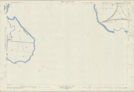 Northamptonshire VII.15 (includes: Elton; Sibson Cum Stibbington; Sutton; Yarwell) - 25 Inch Map