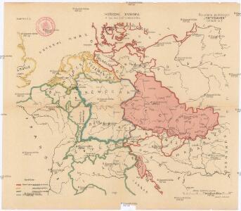 Střední Evropa v zájmu světového míru