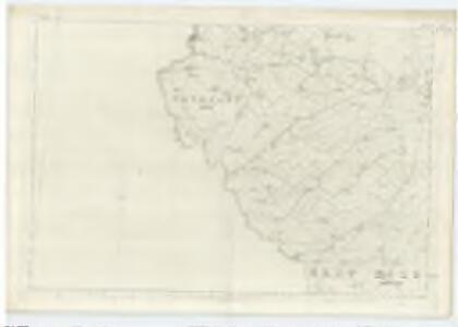 Lanarkshire, Sheet XVI - OS 6 Inch map