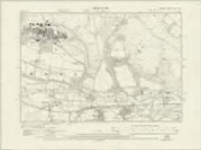 Dorset XLIX.NW - OS Six-Inch Map