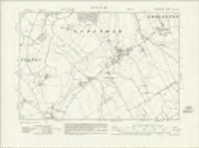 Oxfordshire XLI.SE - OS Six-Inch Map