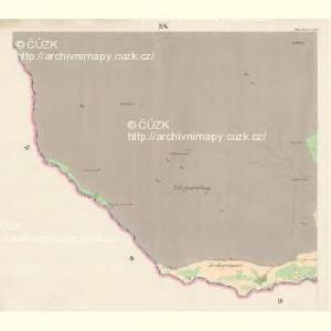 Klein Mohrau - m1688-1-015 - Kaiserpflichtexemplar der Landkarten des stabilen Katasters