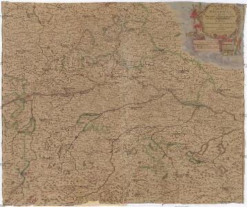 Circulus Bavaricus in quo sunt ducatus electoratus et palatinatus Bavariae, Neoburgi archiepiscopatus Salisburgi etc