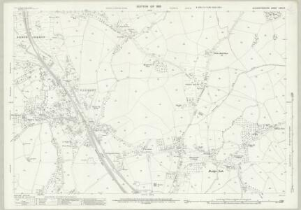 Gloucestershire LXXII.16 (includes: Bitton; Kingswood; Oldland; Siston; Wick and Abson) - 25 Inch Map