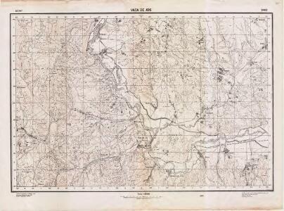 Lambert-Cholesky sheet 2463 (Vața de Jos)