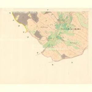 Nedaschowa Lhotta - m1941-1-005 - Kaiserpflichtexemplar der Landkarten des stabilen Katasters