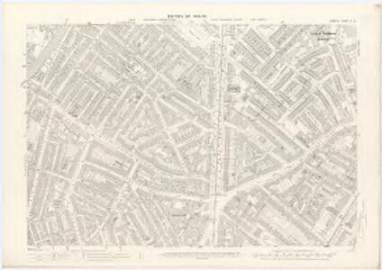 London XI.4 - OS London Town Plan
