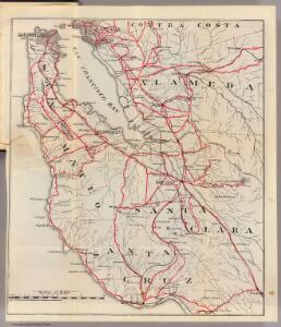 San Mateo, Santa Cruz, Santa Clara, Alameda, and Contra Costa Counties.