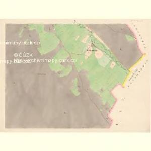 Prachatitz (Prachatice) - c6076-1-010 - Kaiserpflichtexemplar der Landkarten des stabilen Katasters