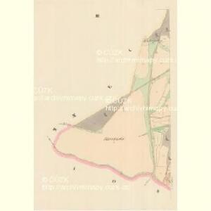 Srb (Srby) - c7202-1-002 - Kaiserpflichtexemplar der Landkarten des stabilen Katasters