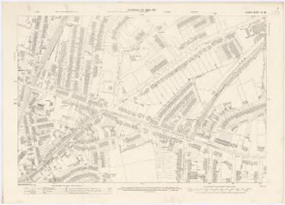 London Town Map.London Xv 96 Os London Town Plan
