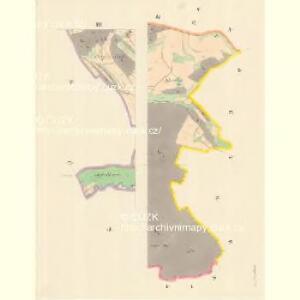 Lomigsdorf (Dlomilow) - m0455-1-003 - Kaiserpflichtexemplar der Landkarten des stabilen Katasters