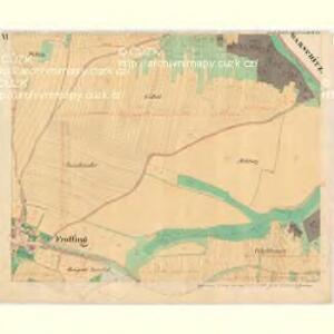 Fratting - m3476-1-007 - Kaiserpflichtexemplar der Landkarten des stabilen Katasters