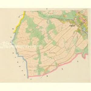 Sandau - c1416-1-004 - Kaiserpflichtexemplar der Landkarten des stabilen Katasters