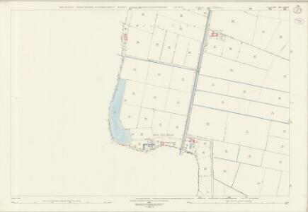 Lincolnshire XVII.13 (includes: Belton; Epworth; Hatfield) - 25 Inch Map