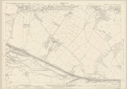 Yorkshire CCXCV.16 (includes: Aston Cum Aughton; Beighton; Todwick; Wales) - 25 Inch Map
