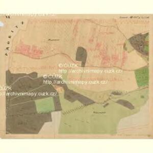Grussbach - m0920-1-006 - Kaiserpflichtexemplar der Landkarten des stabilen Katasters