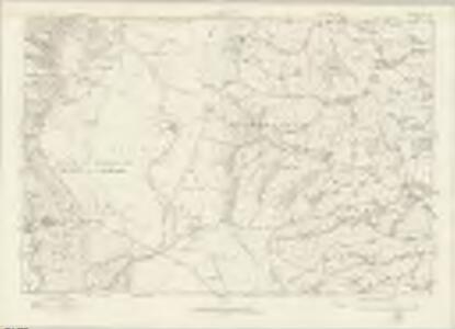 Derbyshire XVII - OS Six-Inch Map