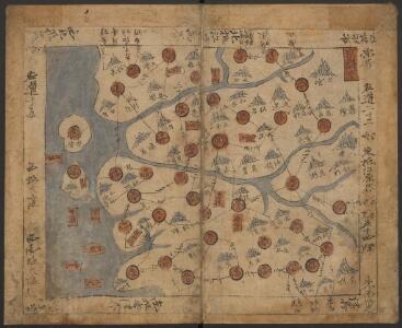 天下輿地圖:京畿道
