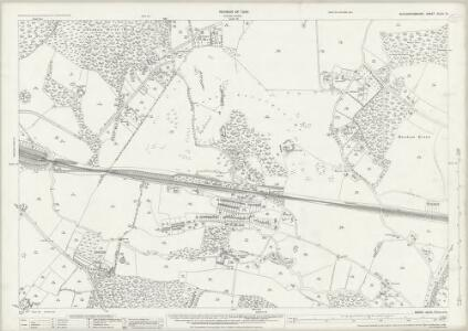 Buckinghamshire XLVIII.16 (includes: Denham; Gerrards Cross) - 25 Inch Map
