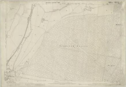 Sussex XLVII.6 (includes: Compton; Rowlands Castle; Stoughton) - 25 Inch Map