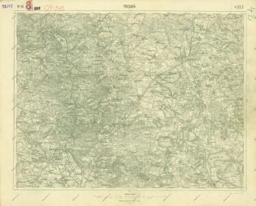 III. vojenské mapování 4353