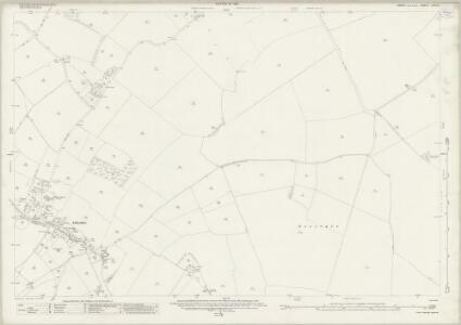 Essex (New Series 1913-) n XIII.6 (includes: Arkesden; Wendens Ambo; Wicken Bonhunt) - 25 Inch Map
