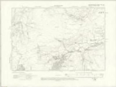 Caernarvonshire XXIX.NE - OS Six-Inch Map