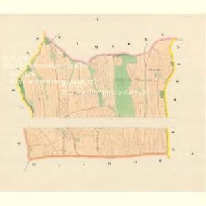 Neustadt Keltsch - m1173-1-001 - Kaiserpflichtexemplar der Landkarten des stabilen Katasters