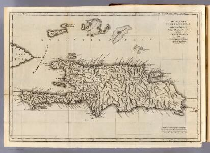Hispaniola, St. Domingo.