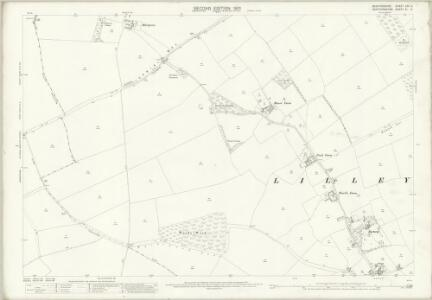 Bedfordshire XXX.6 (includes: Barton in The Clay; Hexton; Lilley; Streatley) - 25 Inch Map