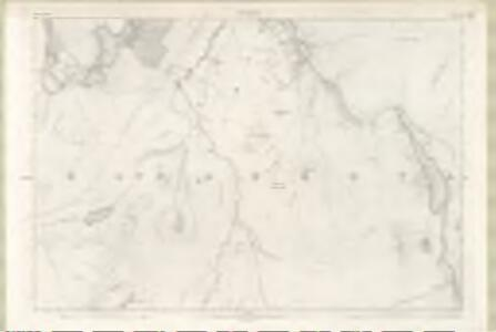 Inverness-shire - Mainland Sheet LXIX - OS 6 Inch map