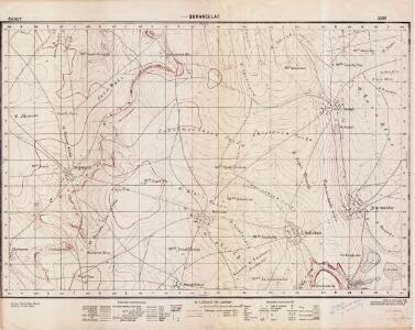 Lambert-Cholesky sheet 5536 (Duranculac)