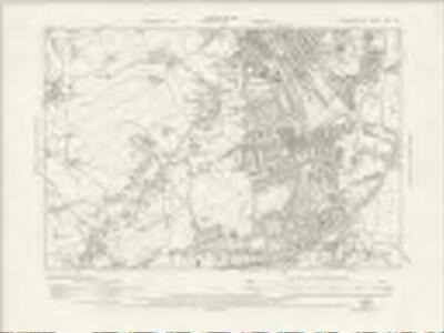 Warwickshire XIXa.NE - OS Six-Inch Map