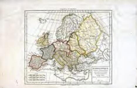 Europæ antiquæ tabula geographica