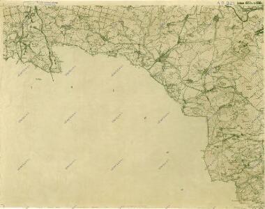 III. vojenské mapování 4250/1, 4250/3