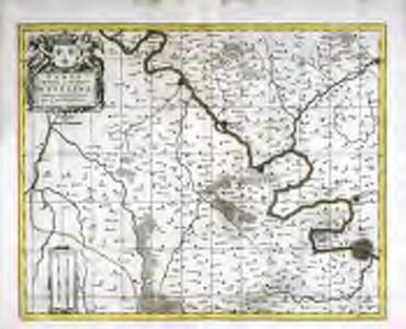 Carte dv pays et forest d'Yveline