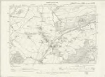 Sussex IX.SE - OS Six-Inch Map