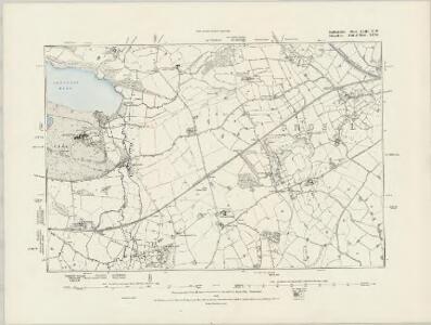 Staffordshire XXXVIII.NW - OS Six-Inch Map