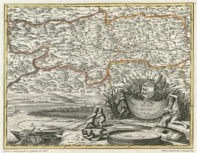 Ducatus Carinthiae Tabula