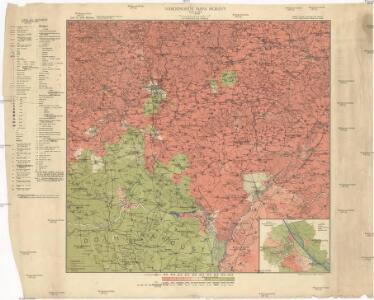 Národnostní mapa Moravy