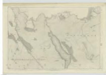 Ross-shire & Cromartyshire (Mainland), Sheet XCII - OS 6 Inch map