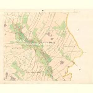 Tschimischl (Třzemesset) - m3156-1-008 - Kaiserpflichtexemplar der Landkarten des stabilen Katasters