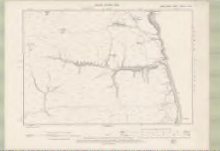 Argyll and Bute Sheet CCLXIII.NW - OS 6 Inch map