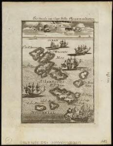 Isles Du Cap-Verd = Die Inseln von Capo Verde