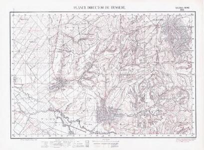 Lambert-Cholesky sheet 1956 (Sacoşul-Mare)