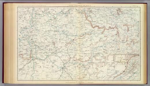 Gen. map XV.