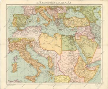 Středomoří a Sev. Afrika