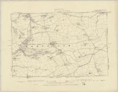 Devonshire XXX.SW - OS Six-Inch Map