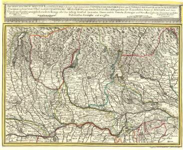 Das Hertzogthum Mantova und Mirandola Sampt Angraentzenden Venedischen Laendern